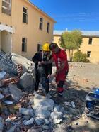 Bingöl'de yangın ve deprem tatbikatı