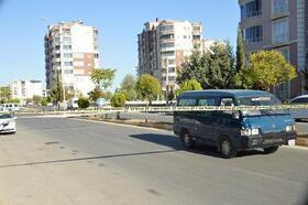 Adıyaman'da minibüs çarpan kadın öldü