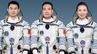 Çin, uzay istasyonuna göndereceği taykonot ekibini açıkladı