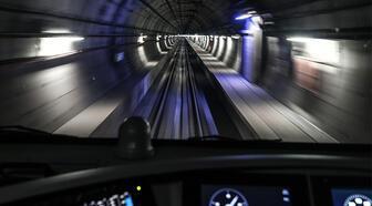 Marmaray'daki yolcular mobil interneti sesli görüşmeler için kullanabilecek