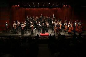 Beethoven'in 250'nci doğum yılını konserle kutladılar
