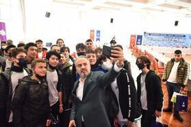 Bursa Büyükşehir Belediyesi öksüz, yetim, şehit ve gazi çocuklarını ağırladı