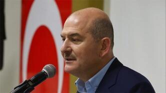 Bakan Soylu, Tunceli'de AK Parti Teşkilat Akademisi'nde konuştu