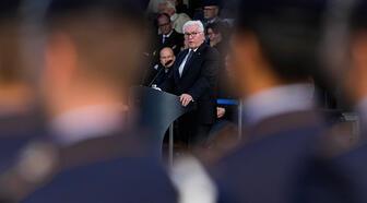 Almanya Cumhurbaşkanı: Yahudi katliamı için Almanlar 'hala sorumlu'