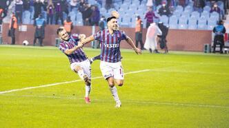 Trabzonspor'un yüzü borsada da güldü