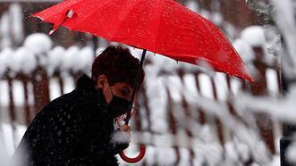 Son dakika haberler... Meteoroloji'den flaş yağmur ve kar uyarısı! İstanbul dahil birçok kentte