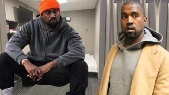 Kanye West adını 'Ye' olarak değiştirdi