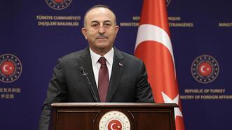 Bakan Çavuşoğlu: Suriye'deki varlığımız diplomasinin önünü açtı