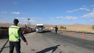 Bitlis'te 57 öğrenci servisine cezai işlem uygulandı