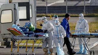 Rusya'da koronavirüste acı rekor! Tedbirler yeniden gündemde
