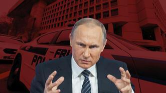 Son dakika: Putin çok kızacak... FBI'dan şok baskın!