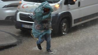 Son dakika haberi: Meteoroloji il il uyardı! Sağanak yağış...
