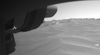 NASA'nın Perseverance'ından yeni görüntü geldi! Hızlandırılmış Mars turu