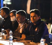 Başkan Kocakaya, vatandaşlarla bir araya geldi