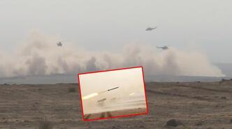 Son dakika haberleri: Ruslar görüntüyü yayınladı! Ermenistan ordusu da var
