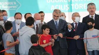 Uğurevler Aile Sağlığı Merkezi açıldı