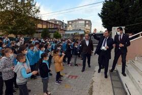 Süleymanpaşa Belediyesi'nden çevreci miniklere ödül
