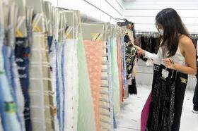 Bursa Textile Show'u 4 Bine Yakın Alıcı Ziyaret Etti