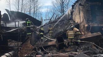 Rusya'da patlama: 16 ölü