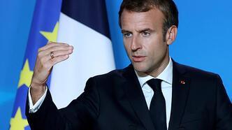 Macron'dan Polonya'ya gözdağı: Somut adımlar bekliyoruz