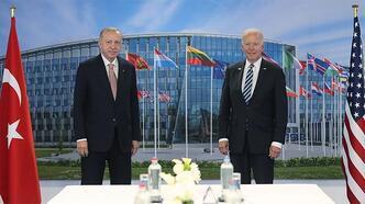 Beyaz Saray'dan Erdoğan-Biden görüşmesine ilişkin açıklama