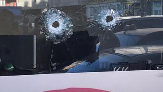 İş yerine silahlı saldırı! 1 kişi yaralandı