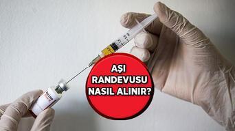 Aşı randevusu nasıl, nereden alınır? MHRS üzerinden ve ALO 182 üzerinden aşı randevusu alma...