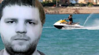 Jet-skiler kafa kafaya çarpıştı, Ukraynalı turist öldü
