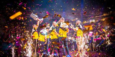 2018 ESL One Cologne şampiyonu NaVi