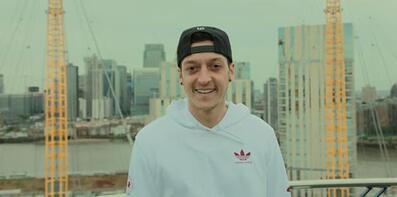 Mesut Özil, FIFA eWorld Cup 2018 resmi marka elçisi oldu