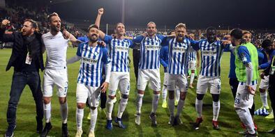 Erzurumspor'un ligdeki ilk deplasman galibiyeti umutlarını  yeşertti