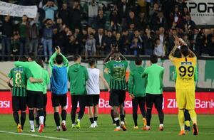 Akhisarspor'un tarihi sezonu! Ligin dibindeler ama...