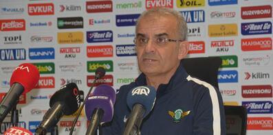 """Ercan Kahyaoğlu: """"İnatla devam edeceğiz"""""""