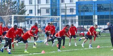 Erzurumspor'da Yeni Malatyaspor hazırlığı!