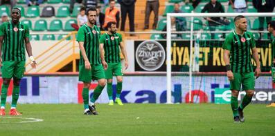 Akhisarspor, Süper Lig'e veda etti!