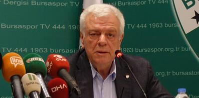 Bursaspor Başkanı Ali Ay'a soruşturma