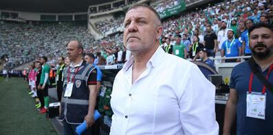 Bursaspor'a teknik direktör dayanmıyor