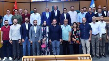 Üsküdar Belediyespor'da yeni başkan Muammer Saka