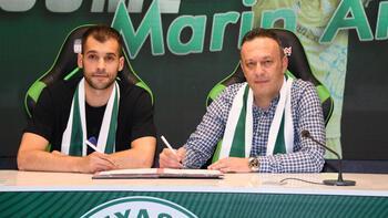 Marin Anicic, Konyaspor'da!