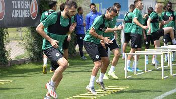 Konyaspor'da Galatasaray hazırlıkları sürüyor