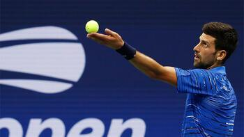Djokovic dördüncü tura yükseldi