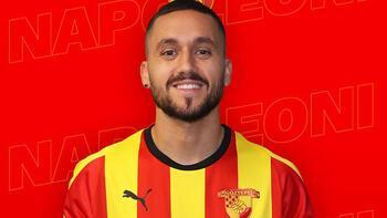 Başakşehir'den Göztepe'ye transfer oldu!