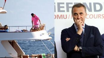 Beşiktaş Başkanı Fikret Orman'ın teknesini çaldılar