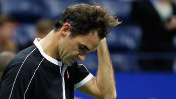 Federer'e büyük şok! Dimitrov'a elendi