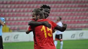 Kayserispor-Adanaspor: 4-1
