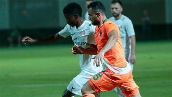 Antalyaspor-Alanyaspor: 0-0