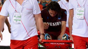 Trabzonspor'a Abdülkadir Ömür'den iyi haber