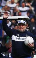 Maradona, Arjantin'i salladı!