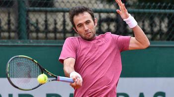 Marsel İlhan turnuvaya veda etti