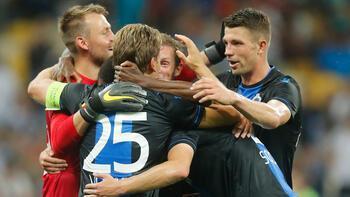 Club Brugge deplasmanda güldü